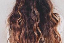 Hår og frisure