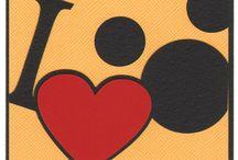 Disney Love / by Robin Bobo