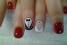Wedding nails / Perfect wedding nails.