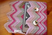 Crochet Ipad Cover