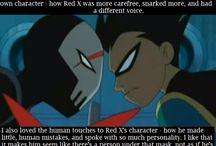 Teen Titans / Azarath. Metrion. Zinthos.