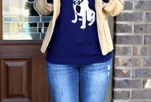 Library - Quirky Sweaters / Cute print sweater styling ideas / by {living outside the stacks}