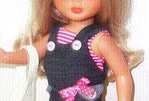 ropa muñecas