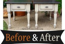 Furniture Flipping: End Tables