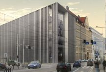 appellate court in Wrocław / third prize in competition for appellate court in Wrocław, designed by Major Architekci