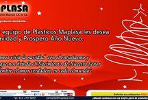 Navidad (2013) / Plásticos Maplasa les desea una ¡ Feliz Navidad y un Prospero Año Nuevo !