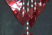 Hearts  /  Hearts-Hearts & More Hearts!  Board No. 1 / by Rae Ann Kressin