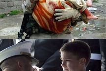 Victims of War, and Crime