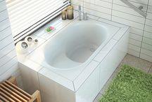 | H U S - B A D  | / Inspirasjon til Baderom og wc i hovedhuset