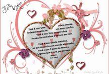 ALL OF MY LOVE / Tags com tema de amor