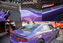 Ask and you shall receive. Plum Crazy is back! #DreamCruise - photo from dodgeofficial