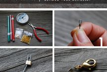 Jewelry to Make / by Erin Marie