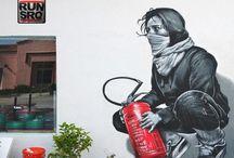 GRAFFITI   ARTE DE RUA