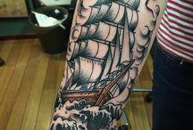 Adrian hing / Tattoos