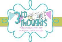 3rd grade blogs / by Christina Bainbridge