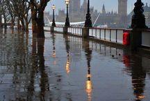 England rainy nights