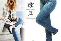 Jeans Alvo da Moda