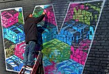 World of Urban Art : BILLY MODE