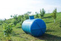Rezervoare apă potabilă
