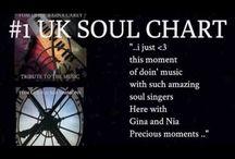 #1 UK SOUL CHART TOM GLIDE DOUBLE A SIDE RELEASE