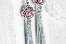 beading earrings