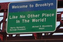 Brooklyn first and foremost  / by Marsha Gayot
