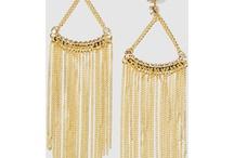earrings / by Latoya Johnson