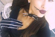 Ariana Grande's halloween