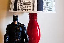 superheroe room