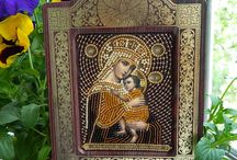 Beaded Picture for Sale