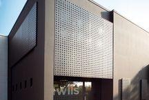 facade / facade interior