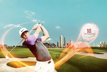 Abu Dhabi HSBC Golf Championship / January 15, 2015 - January 18, 2015 / by Visit Abu Dhabi