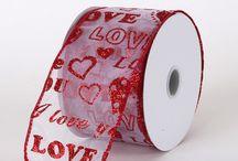 valentines day ribbons