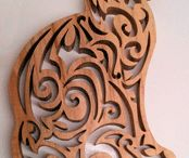 Scroll saw patterns