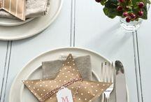DIY: table favour