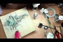Altered Techniques / by Krysta Hanson Martinek
