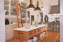 Home... Kitchen & Pantry / by Halley Marie