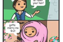THE   MUSLIM   SHOW / All about Islamic comics.