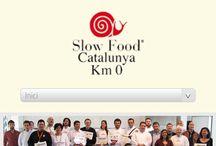 Slow Food Catalunya km0 / by Restaurante Ca la Maria