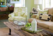 Hjemmelaget senger/ stoler sengegavler mm.