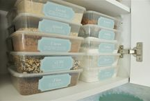 Cleaning and organizing tips / by Krista Marsh