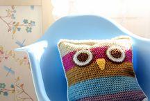 Shhhhh I'm counting! / Crochet things I like