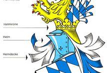 Heraldry, heraldik, címertan, wappens / Heraldry, heraldik, címertan, wappens