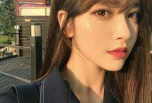 Asians makeups