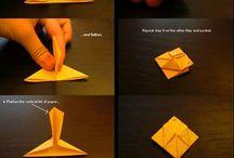 DIY: Origami / Vouw allerlei moois!
