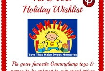 Holiday Wish List for Kids