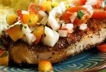 Meat Fish Chicken Recipes