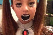 Halloween / Inspirações de maquiagens e fantasias para o halloween.