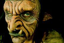 Troll Makeup / Makeup Ideas for Trolls