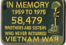 Vietnam War / by Krista Terry